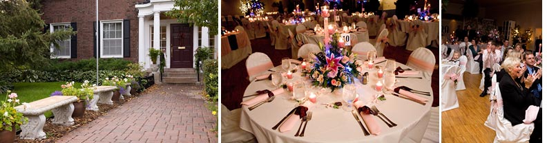 Blaisdell Manor. | wedding site