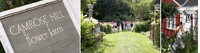 Camrose Hill. | wedding site