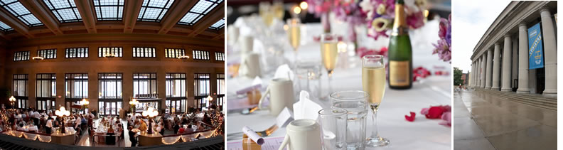 Christos Union Depot Place | wedding site