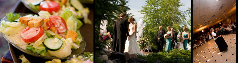 Courtyards of Andover | wedding site