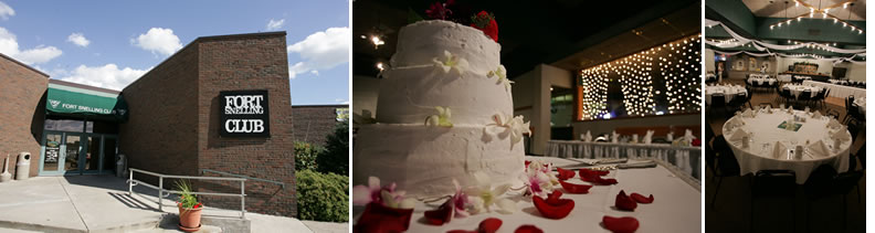 Fort Snelling Club. | wedding site
