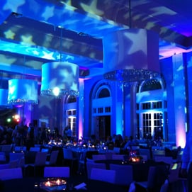 Wedding Lighting - Bellagala Echelon