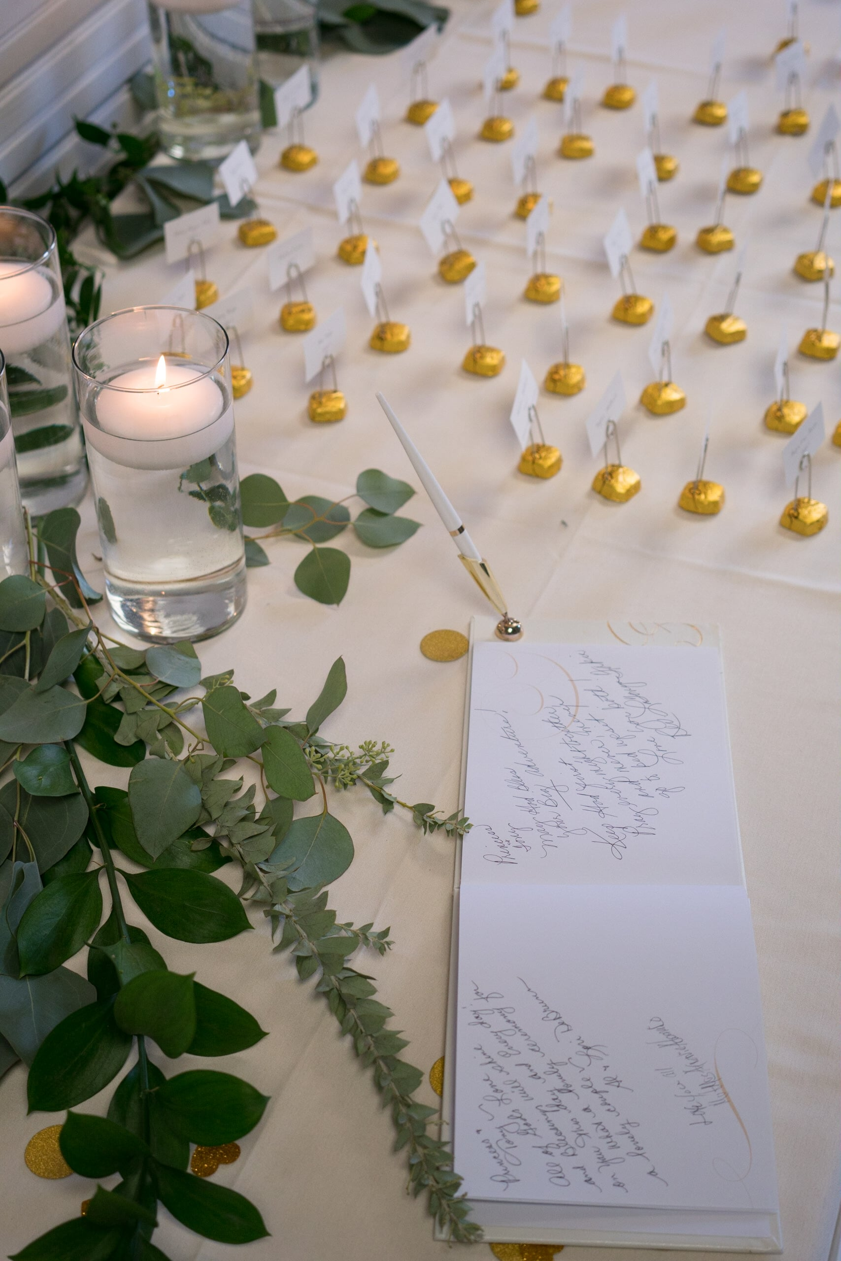 Unique Place Card And Seating Chart Ideas